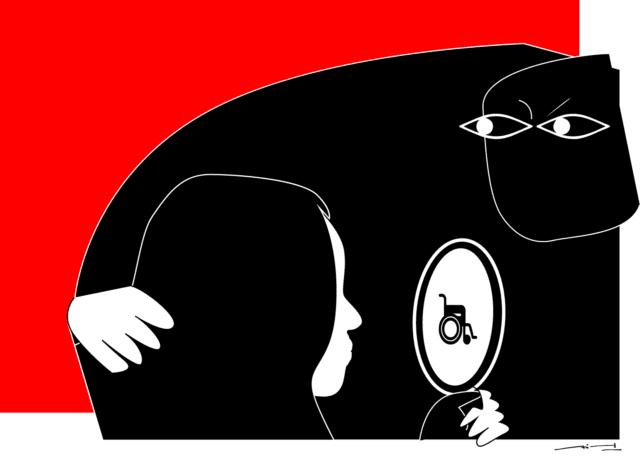 αναπηρία - σεξουαλική κακοποίηση - πρόληψη