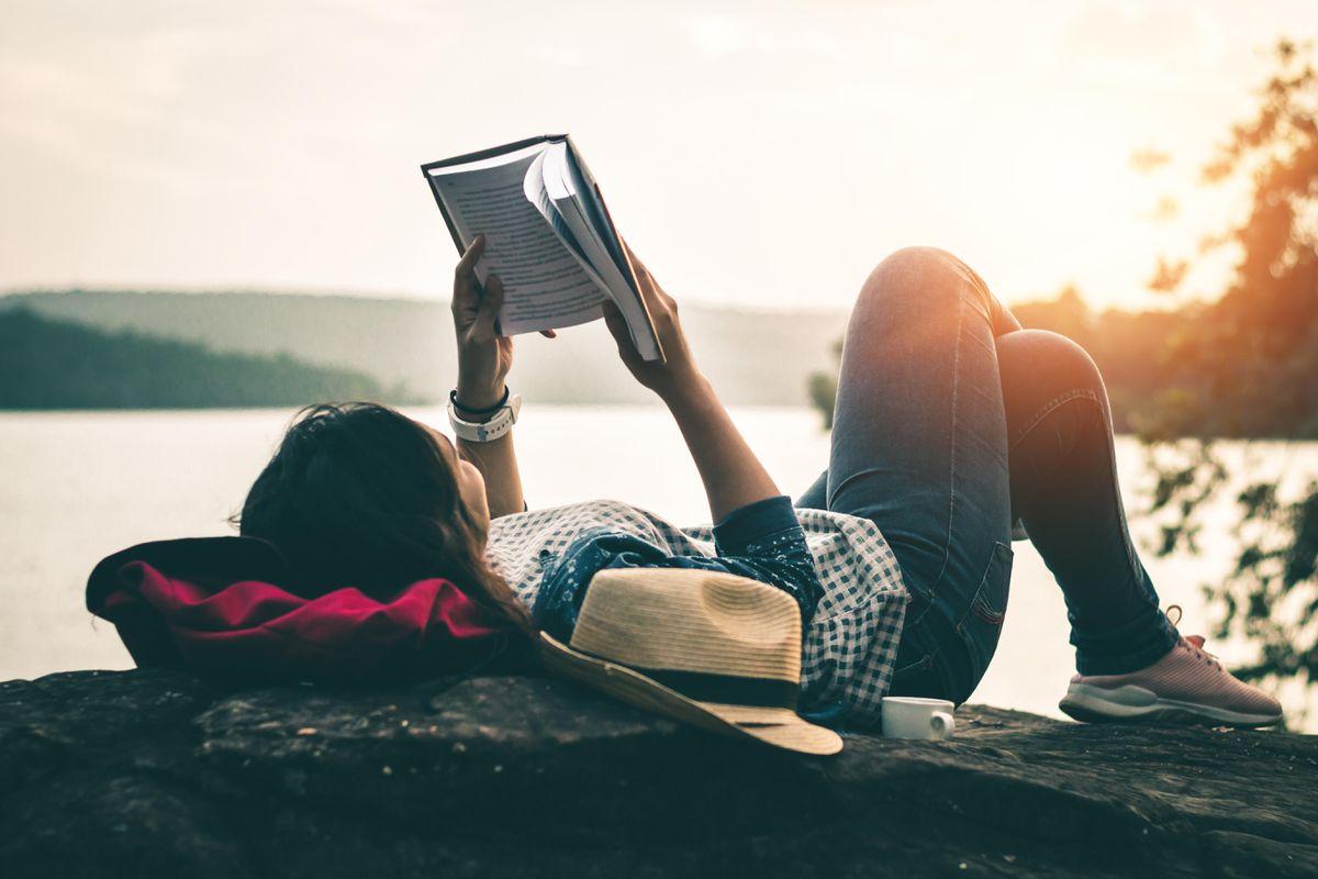 Solo ταξίδια παρέα με το αγαπημένο σου βιβλίο