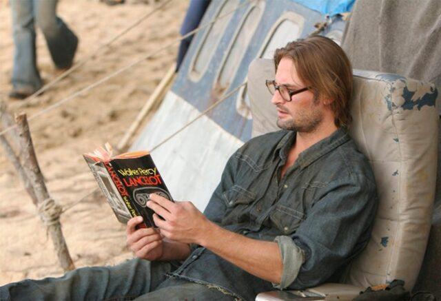 Sawyer Lost βιβλία