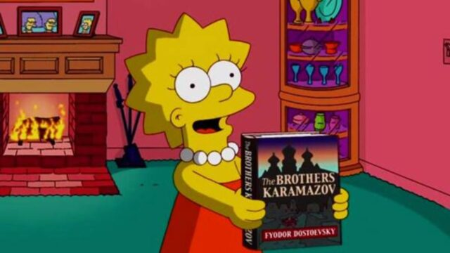 Lisa Simpson βιβλία