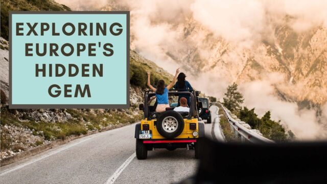 Εξερευνήστε την Άγνωστη Ευρώπη