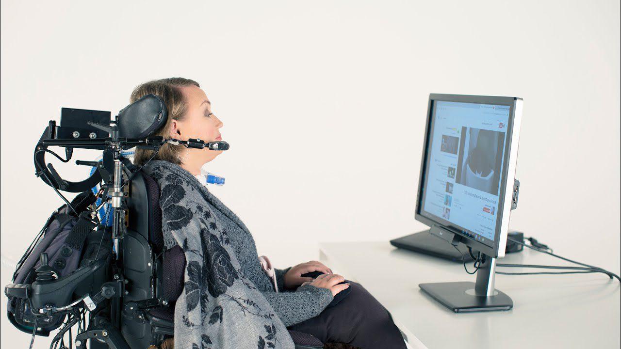 Eye tracking: ιχνηλάτηση βλέμματος και αναπηρία
