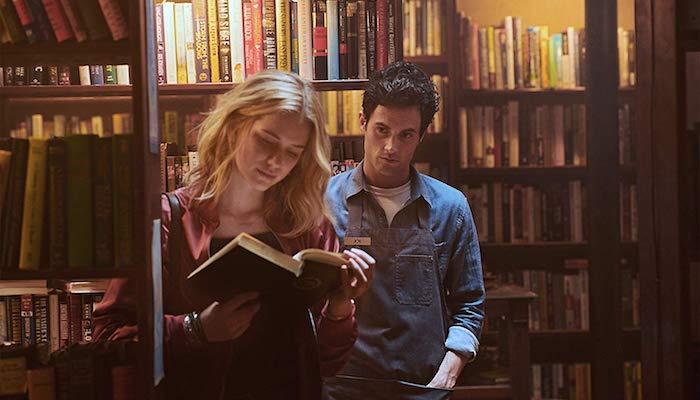 βιβλιόφιλοι τηλεοπτικοί χαρακτήρες