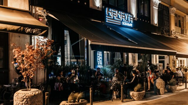 Hanaya Sushi Bar