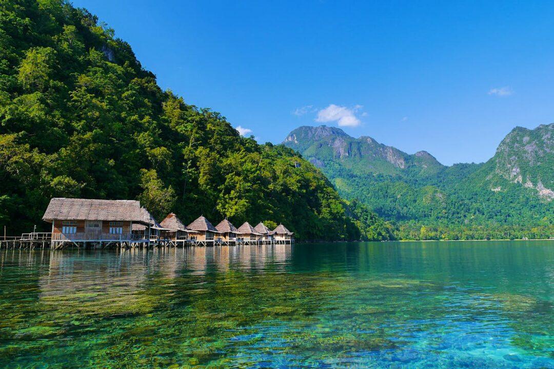 ο επίγειος παράδεισος του Βόρειου Μαλούκου στην Ινδονησία