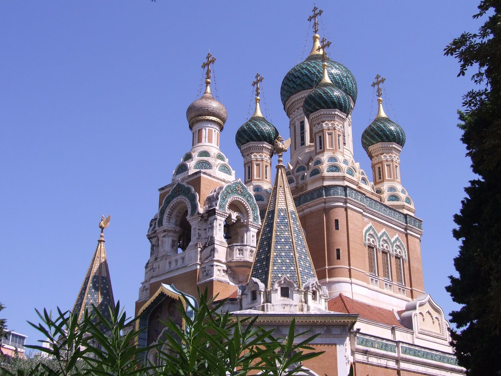 Cathédrale Orthodoxe Russe St-Nicolas