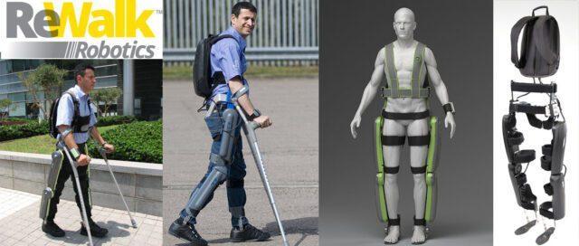 Ρομποτικός εξωσκελετός και ΑΜΕΑ