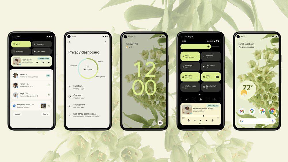 Android 12: Ποιες αλλαγές φέρνει η νέα έκδοση