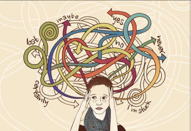 """Η """"τέχνη"""" του overthinking"""