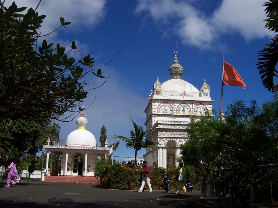Triolet Shivala Temple