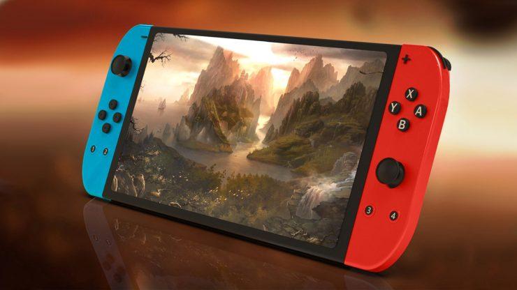 Nintendo Switch Pro