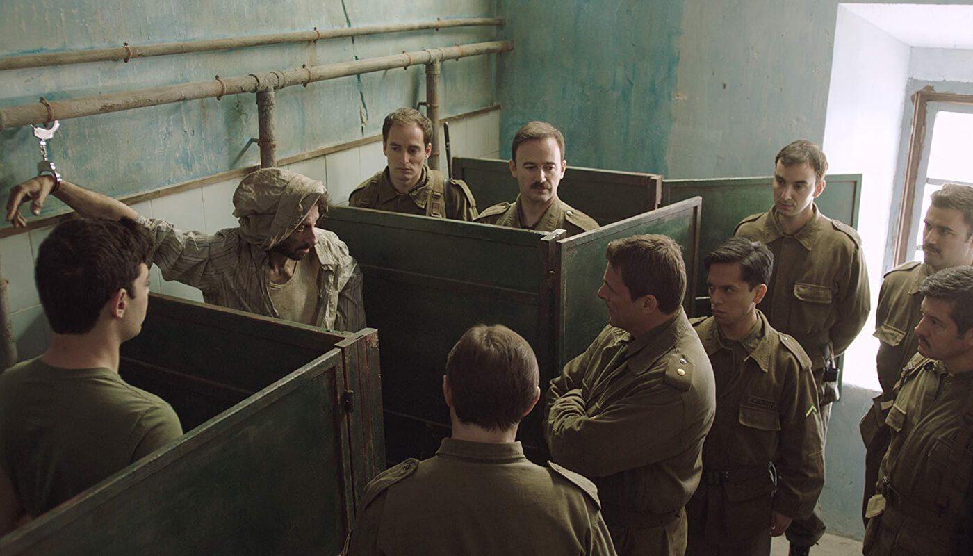 Πολιτικοί κρατούμενοι