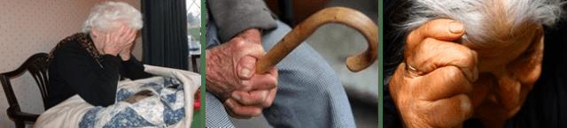 Κακοποίηση ηλικιωμένων