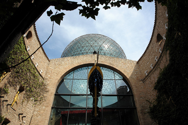 Θέατρο-μουσείο Νταλί