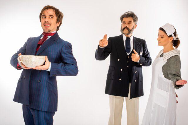 Το ΔΗ.ΠΕ.ΘΕ. Κοζάνης παρουσιάζει την κωμωδία του Ζωρζ Φεντώ «Καθαρίσαμε!»