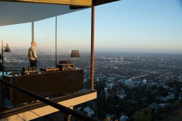 Los Angeles Bosch σπίτι