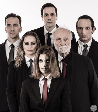 «Αντιγόνη» του Σοφοκλή σε σκηνοθεσία του Θέμη Μουμουλίδη για 2η χρονιά. Παραγωγή Ars Aeterna