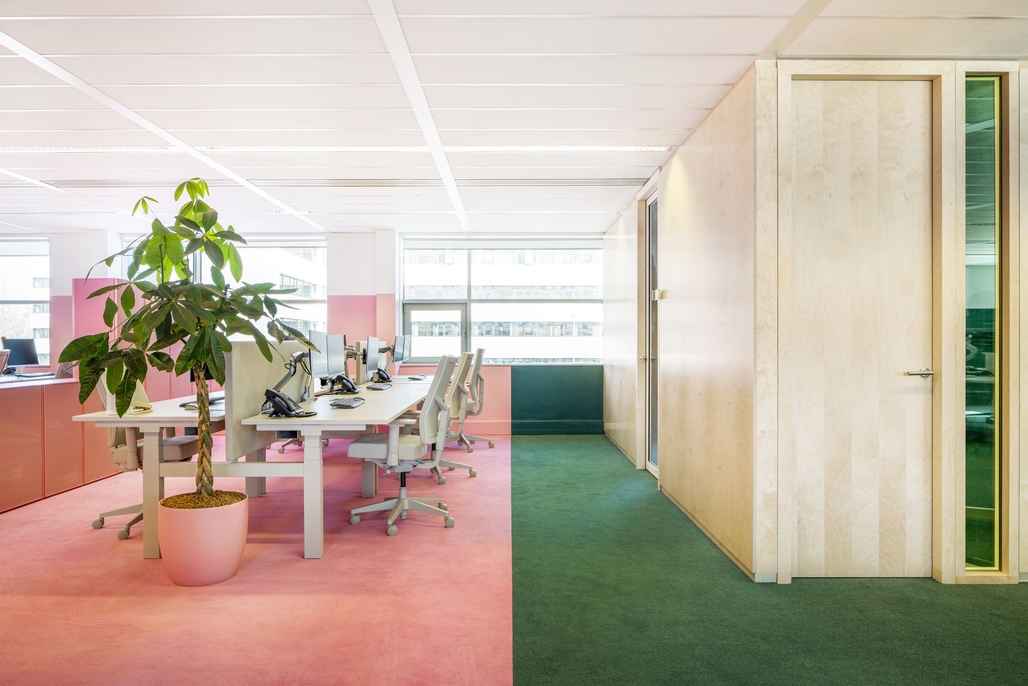 Χρώμα στον εργασιακό χώρο
