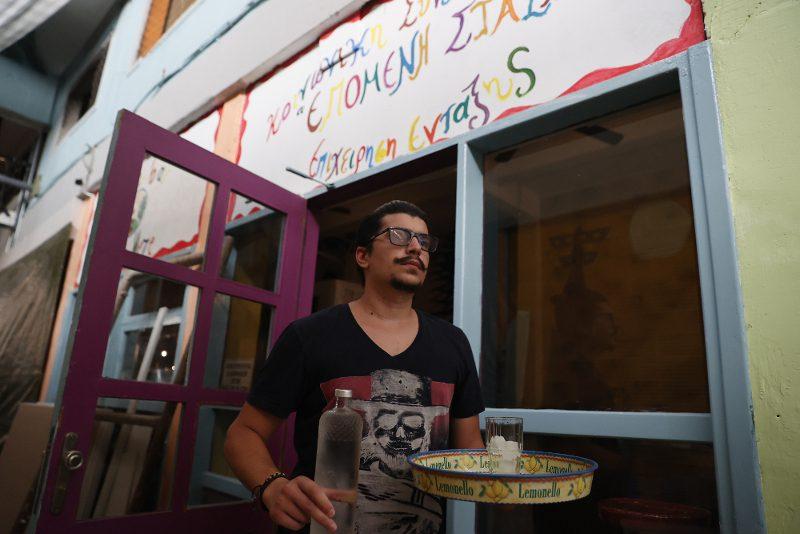 Ένα διαφορετικό καφέ-μπαρ στην καρδιά της Θεσσαλονίκης