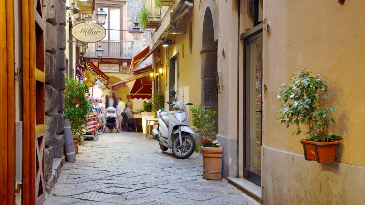 Ιστορικό κέντρο του Sorrento