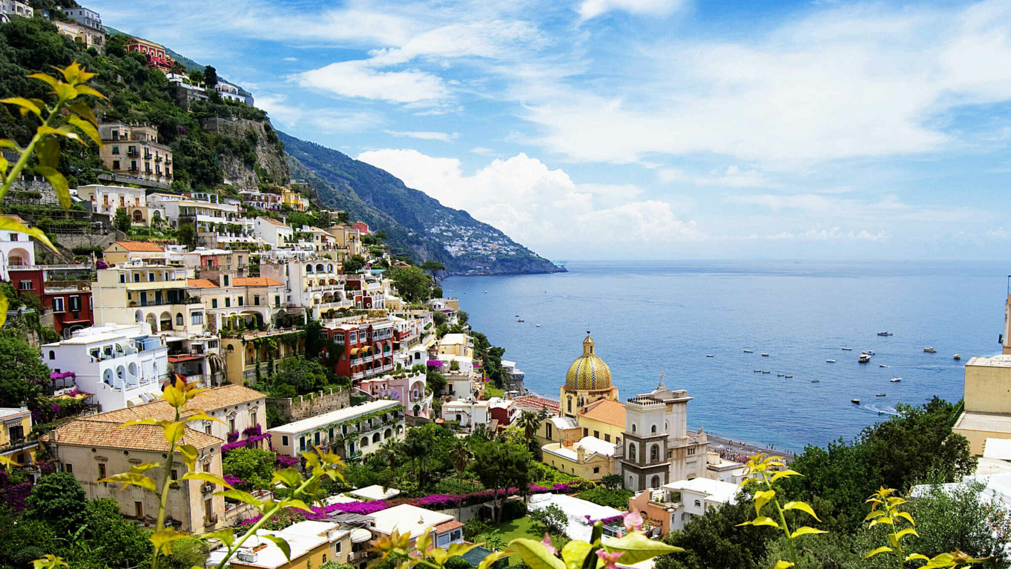 Σορέντο η ομορφία του Νότου της Ιταλίας