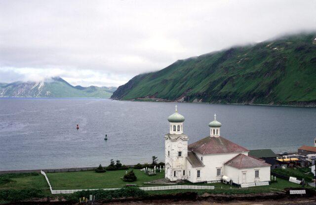 Τα νησιά Αλεούτες της Αλάσκας