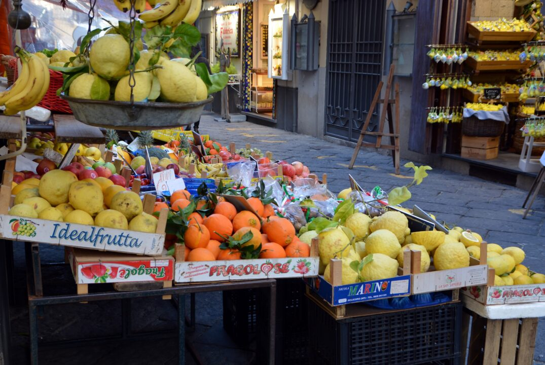 Via San Cesareo Σορέντο