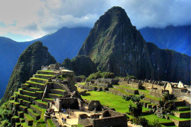 Μάτσου Πίτσου η δύναμη των Ίνκας