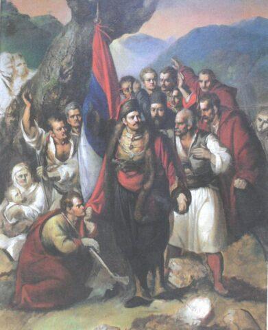 Σερβική Επανάσταση
