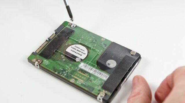Μετατροπή εσωτερικού σκληρού δίσκου σε εξωτερικό HDD