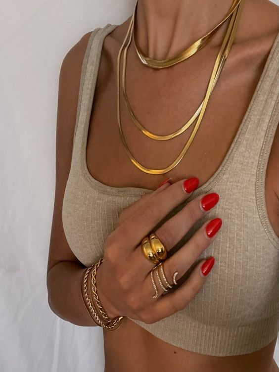 trend στα κοσμήματα