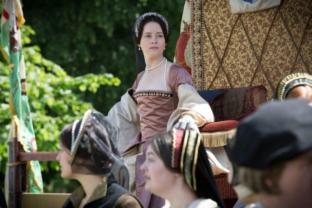 Claire Foy Anne Boleyn